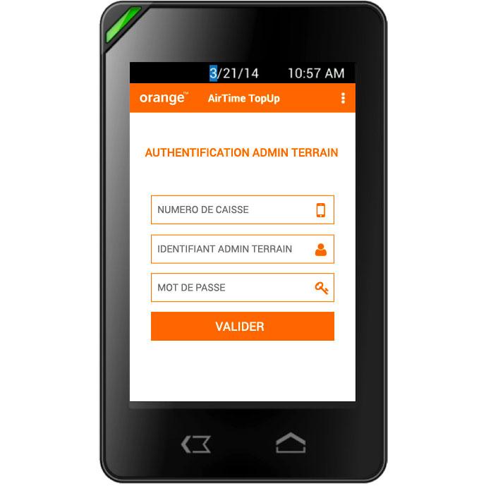 rdsc orange airtime auth2