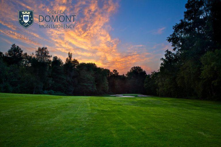 rdsc golf de domont website cover
