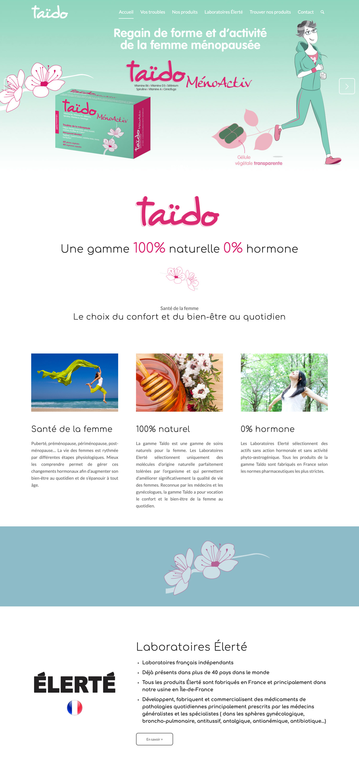 rdsc taido website screenshot
